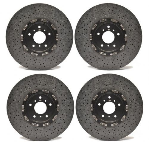 Aston Martin DBS 2009 onwards RacingBrake Front and Rear Disc kit
